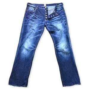 PRPS   Barracuda Button-Fly Jeans 40x34 Tall